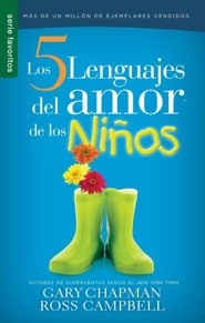 Cinco lenguajes del amor de los niños, Five love languages for children
