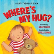 Where's My Hug? Lift-the-Flap Boardbook