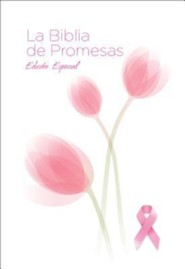 Biblia de prom, Ed esp., tela, ACA Cancer edicion, Promise Bible, Special Edition, ACA Cancer edition