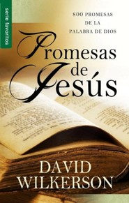 Promesas de Jesus = The Jesus Person Pocket Promise Book  -     By: David Wilkerson, Jo An Summers