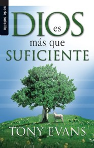 Dios Es Mas Que Suficiente = God Is More Than Enough  -     By: Tony Evans