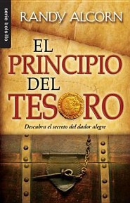El Principio del Tesoro: Descubra el Secreto del Dador Alegre = The Treasure Principle - Slightly Imperfect