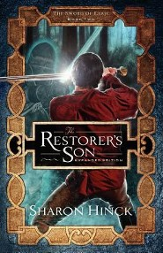 #2: The Restorer's Son - Expanded Edition  -     By: Sharon Hinck