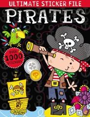 Ultimate Sticker File: Pirates