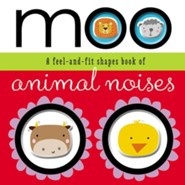 Fit and Feel Moo Boardbook