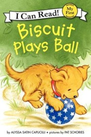 Biscuit Plays Ball  -     By: Alyssa Satin Capucilli     Illustrated By: Pat Schories
