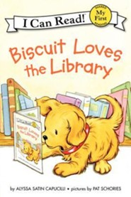 Biscuit Loves the Library
