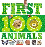 First 100 Animals Boardbook