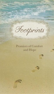 Footprints: Promises of Comfort and Hope   -