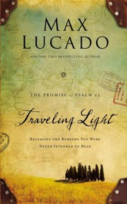Traveling Light Deluxe Edition: Releasing the Burdens You Were Never Intended to Bear - Slightly Imperfect