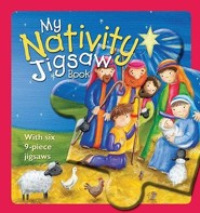 My Nativity Jigsaw Book (slightly imperfect)