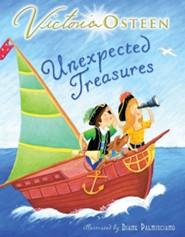 Unexpected Treasures  -              By: Victoria Osteen