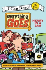 Everything Goes: Henry in a Jam  -     By: Brian Biggs     Illustrated By: Brian Biggs
