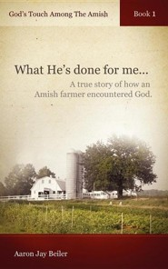 God's Touch Among the Amish, Book 1