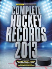 Complete Hockey Records 2013