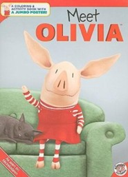 Meet Olivia [With Poster]  -              By: Maggie Testa & Drew Rose(ILLUS)