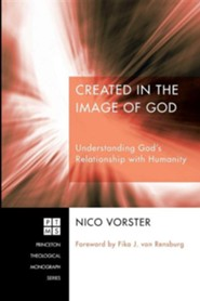 Created in the Image of God: Understanding God's Relationship with Humanity