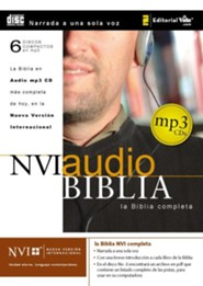 AUDIO MP3 NVI Biblia completa audio en MP3 Vida   -