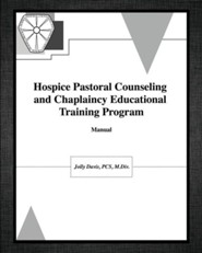Hospice Pastoral Counseling and Chaplaincy Educational Training Program