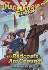 Adventures in Odyssey, Imagination Stations: Book #13 - The Redcoats Are Coming!