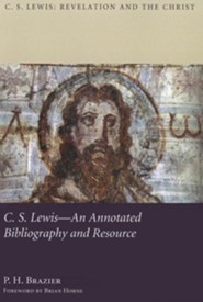 C.S. Lewis: An Annotated Bibliography and Resource  -     By: P. H. Brazier & Brian Horne