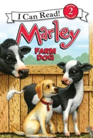 Marley: Farm Dog  -     By: Susan Hill     Illustrated By: Richard Cowdrey, Lydia Halverson