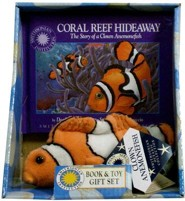 Coral Reef Hideaway: The Story of a Clown Anemonefish [With Plush Fish]