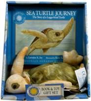 Sea Turtle Journey: The Story of a Loggerhead Turtle [With Stuffed Loggerhead Turtle]