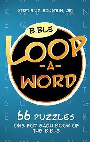 Bible Loop-A-Word: 66 Puzzles One for Each Book of the Bible