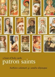 Patron Saints: A Feast of Holy Cards
