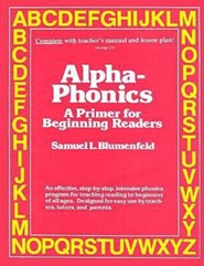 Alpha Phonics Primer for Beginners, Edition 0008