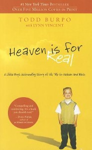 Heaven Is for Real Gift 4-Pack  -     By: Todd Burpo, Lynn Vincent