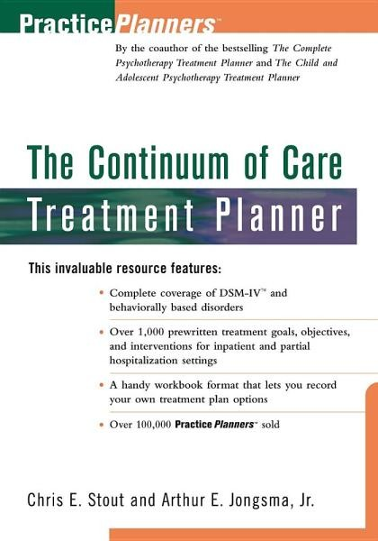 Buy personal care hmo - The Continuum of Care Treatment Planner
