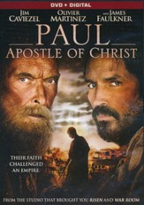 Paul: Apostle of Christ, DVD + Digital
