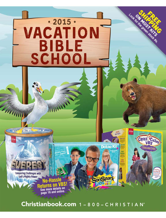 Shop Our VBS Catalog