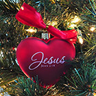 Names of Jesus<br>Ornaments