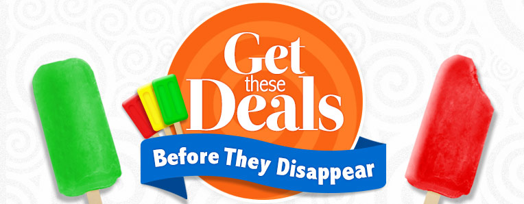 Devour These Deals Before They Disappear