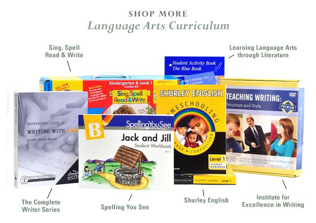 Shop More Language Arts