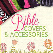 Bible Covers & Accessories