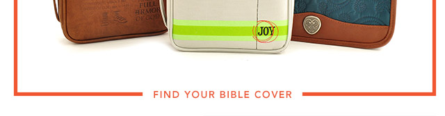 Find Your Bible Cover