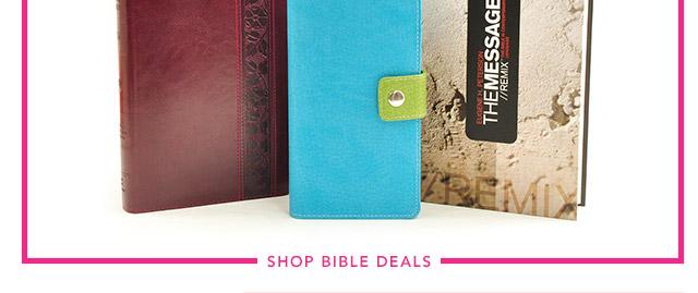 Shop Bible Deals