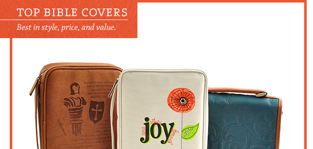 Top Bible Covers