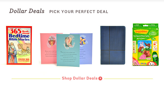 Dollar Deals - Pick your perfect deal.