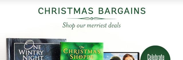 Christmas Bargains