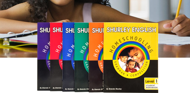 Shurley English Sale!