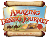 Amazing Desert Journey  - Concordia