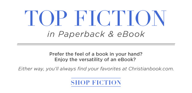 Top Fiction in Paperback and eBook