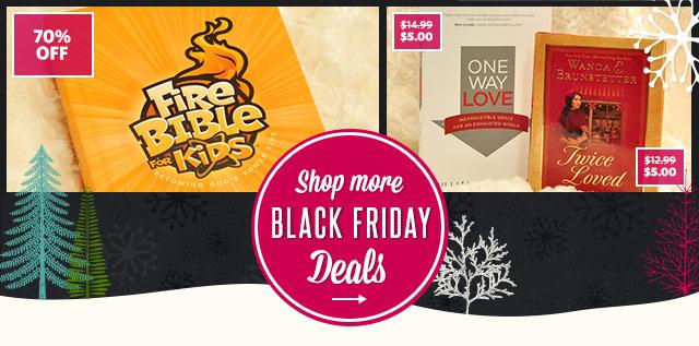 Shop more Black Friday Deals