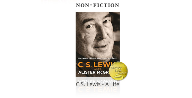 Non-Fiction Winner - C.S. Lewis, A Life