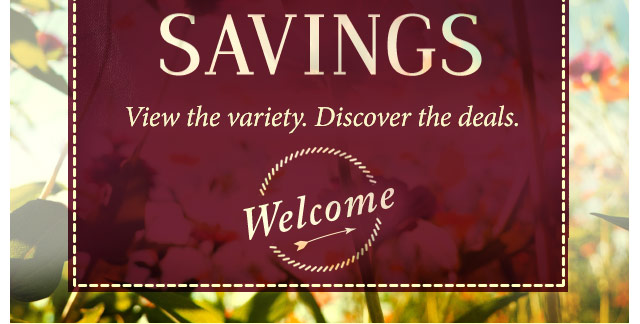 Garden of Savings